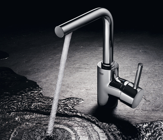 Essence Single-lever bath mixer de GROHE