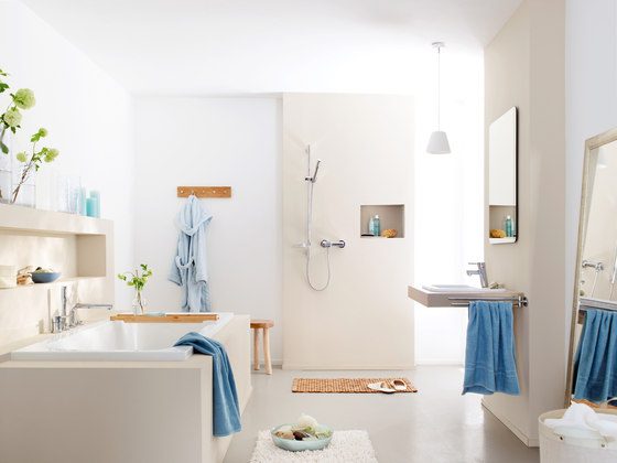 Single-lever shower mixer by GROHE