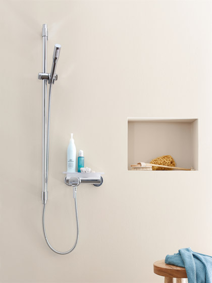 "Single-lever shower mixer 1/2"" di GROHE"