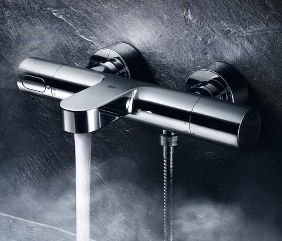 grohtherm 3000 cosmopolitan by grohe thermostat shower. Black Bedroom Furniture Sets. Home Design Ideas