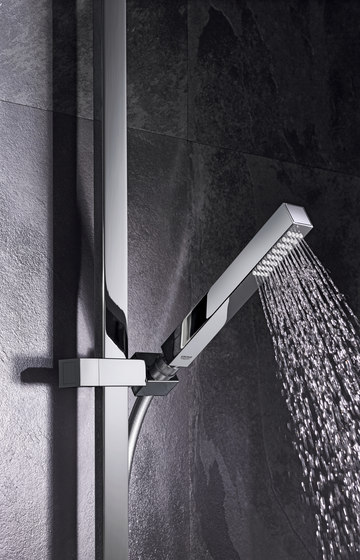 Euphoria Cube+ Stick Wall holder set 1 spray by GROHE