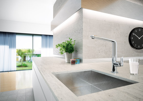 Veris Kitchen Two-hole basin mixer by GROHE