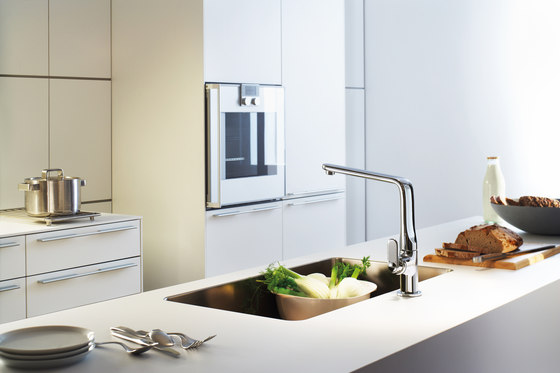 "Veris Kitchen Single-lever sink mixer 1/2"" by GROHE"