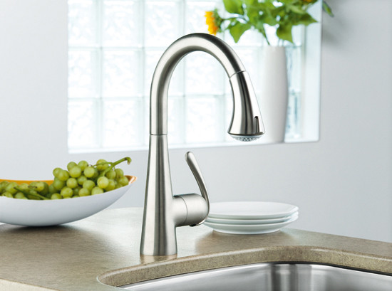"Zedra Pillar tap 1/2"" by GROHE"