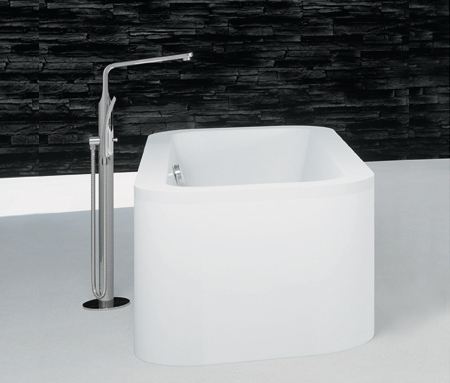 "Freestanding Bath Spouts & Mixers | Single-lever bath mixer 1/2"" de GROHE"