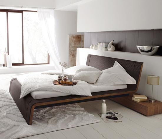Aura Bed di Accente