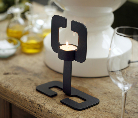Bonsai 5 Candleholder by Functionals