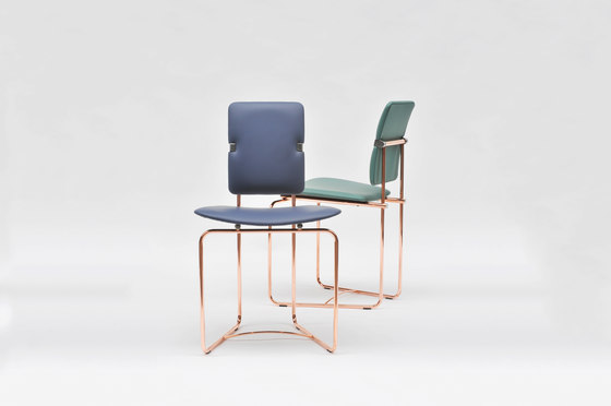 Safari S02 lightweight chair by Ghyczy