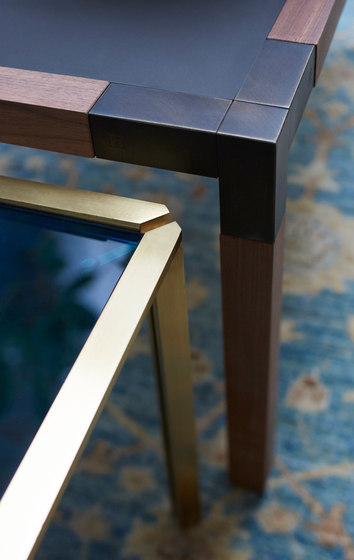 Embassy T10/2 Coffee table by Ghyczy