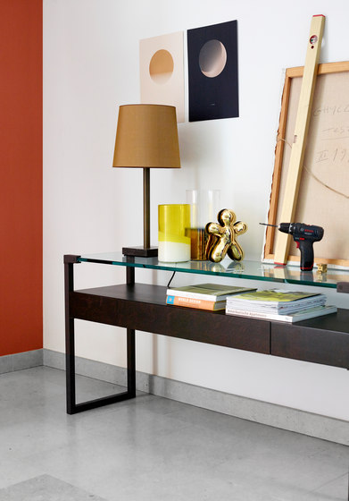 Pioneer T53L Side table di Ghyczy