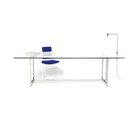 T 75 Big dining table or writing desk by Ghyczy
