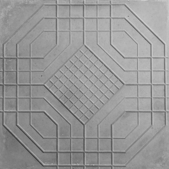Central Cutout Tile von The Third Nature
