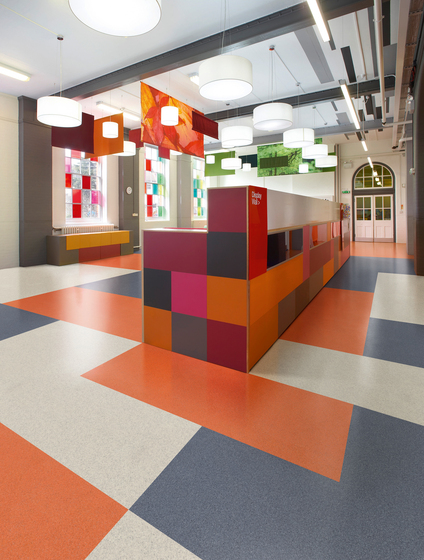 Polyflor Mineral FX PUR by objectflor