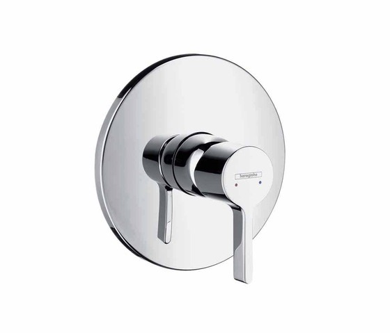 Hansgrohe Metris S Single Lever Shower Mixer by Hansgrohe