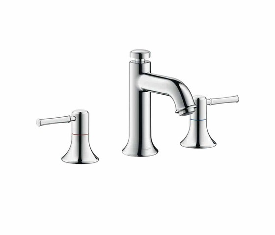 hansgrohe talis classic by hansgrohe 3 hole basin mixer. Black Bedroom Furniture Sets. Home Design Ideas