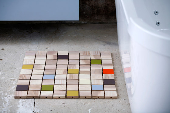 Stackable Floor Mat de MINT Furniture