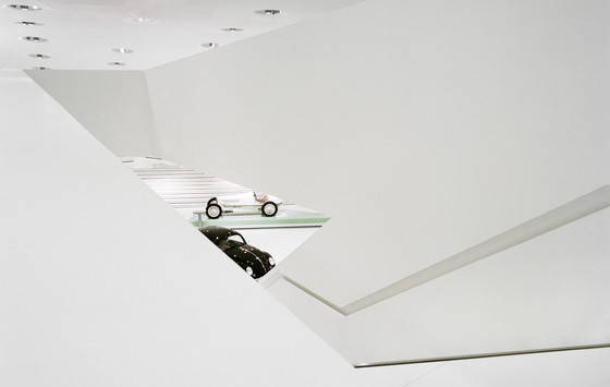 "Project ""Porsche Museum - Stuttgart, Germany"" by Rosskopf & Partner"