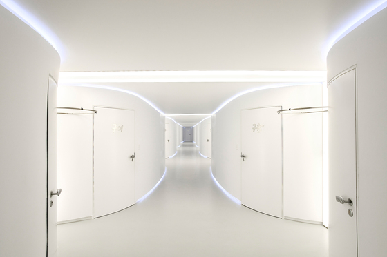 "Project ""Hotel Puerta America - Madrid, Spain"" de Rosskopf & Partner"
