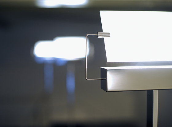 Model A Wall lamp long by Jacco Maris