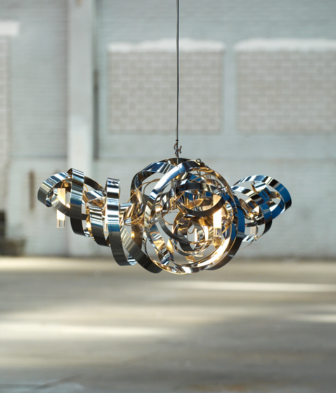 Montone Ceiling lamp by Jacco Maris
