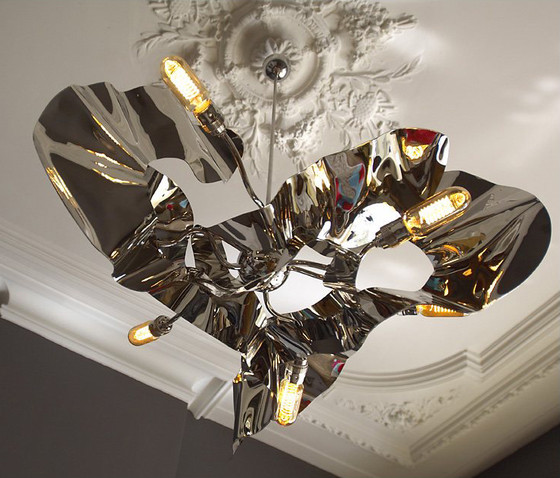 Octave Chandelier round by Jacco Maris