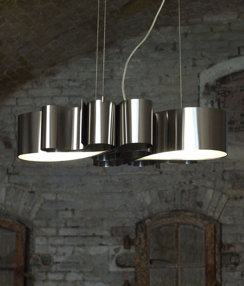 Paraaf Suspension Lamp von Jacco Maris