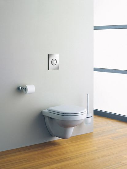 Skate Flush plate by GROHE