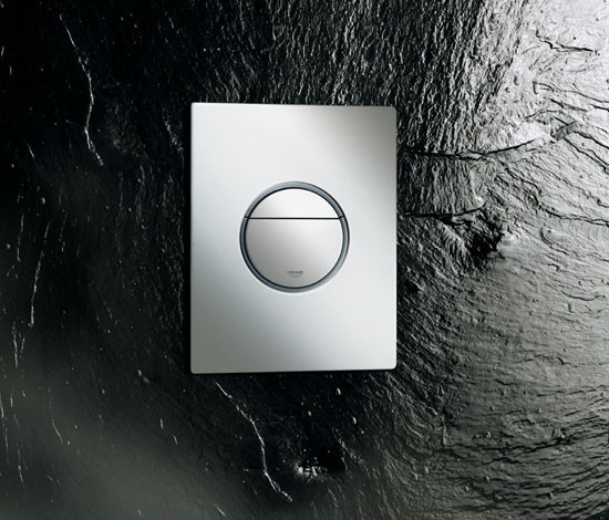 Skate Wall plate by GROHE