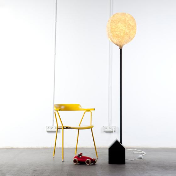 Smoke | Floor lamp by Vertigo Bird