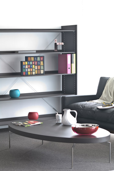 Mono H:137 Open Shelf System by Nurus