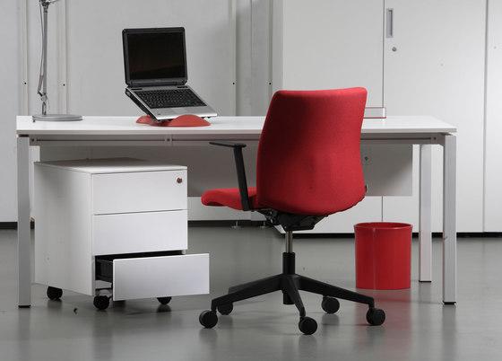 S Chair Visitor Chair (Pingo Base) de Nurus