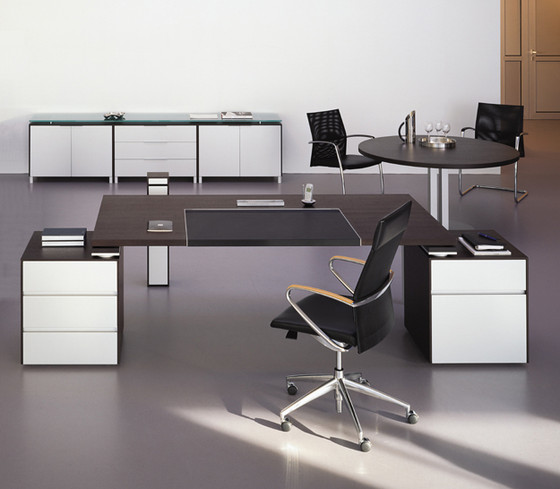 a_con executive table de Haworth
