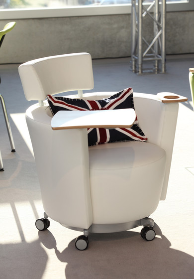 Hello lounge chair by Haworth