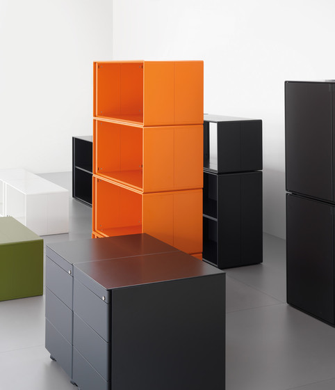 K22 storage modules by Haworth