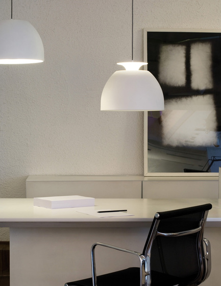Mini Bossa pendant light by Lumini