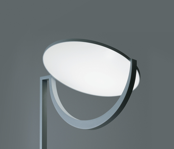 Luna floor light de Lumini