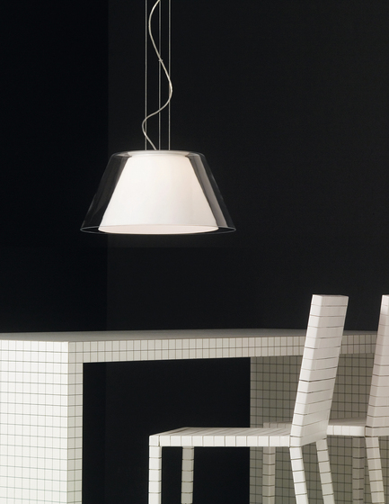Theodora pendant light de Lumini