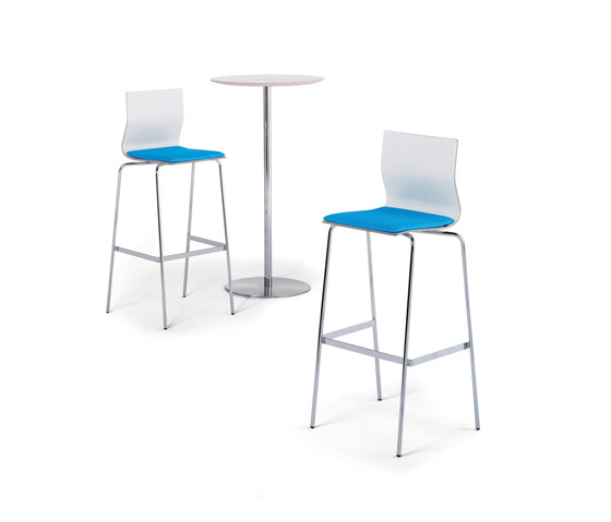 Adam bar stool de Materia