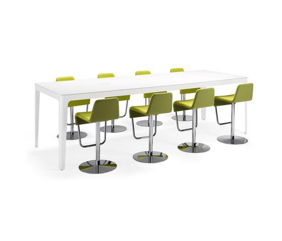 Ava conference table de Materia