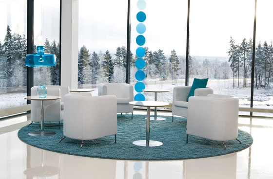 Club easy chair by Materia