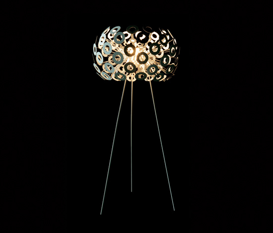 dandelion Pendant light by moooi