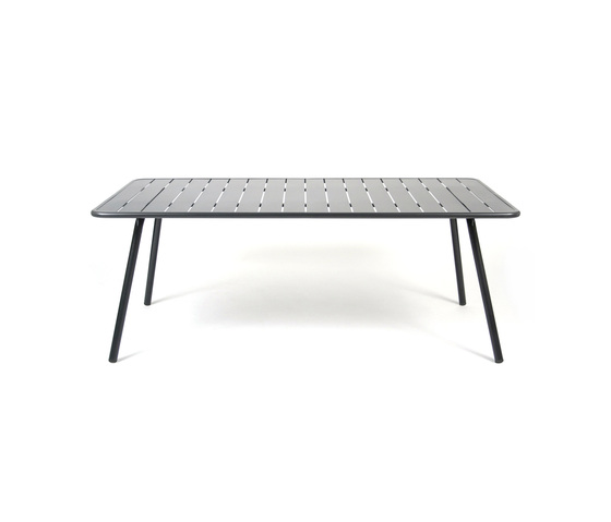 Luxembourg Low Table 42x43cm de FERMOB