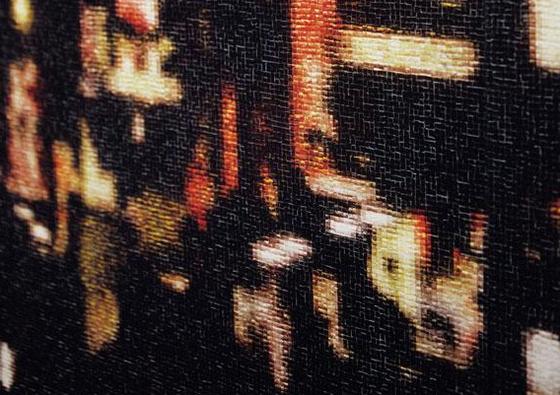 Glass | City Fever VP 646 03 de Elitis
