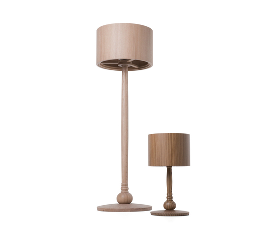 tree lamp Floor lamp XL de moooi