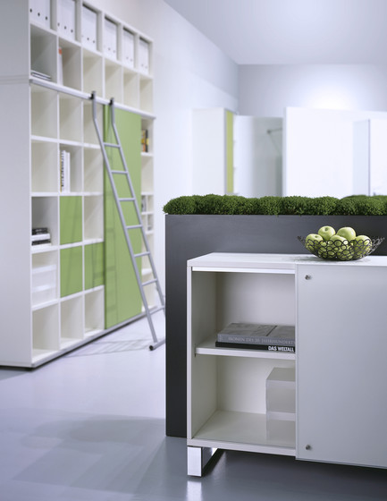 basic S Shelf system by werner works