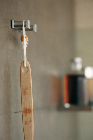 Metric Shower Soap Dish by pomd'or