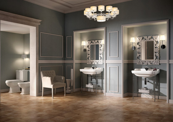 Efi wc | bidet by Ceramica Flaminia
