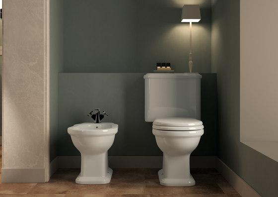 Efi basin lavabos de ceramica flaminia architonic for Concepto de ceramica
