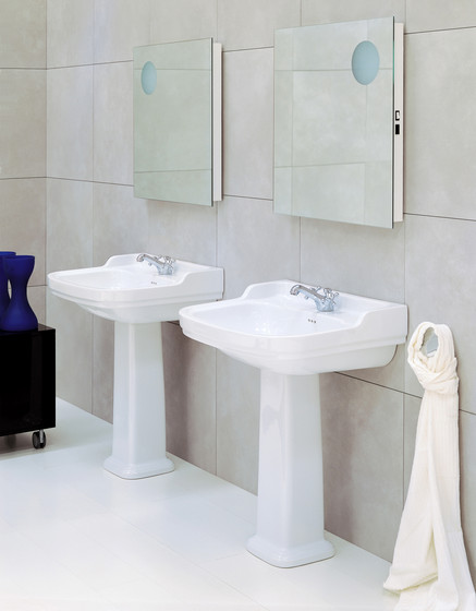 Efi wc   bidet by Ceramica Flaminia