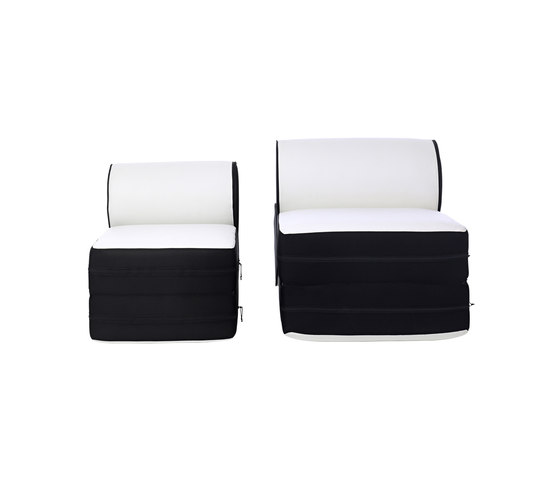Drop armchair de Baleri Italia by Hub Design